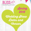 Spring Season Wedding Show Dates Announced!