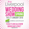 Tickets for The Liverpool Wedding Show on sale now!