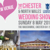 THE CHESTER & NORTH WALES WEDDING SHOW AT CHESTER RACECOURSE SUNDAY 8 MAY