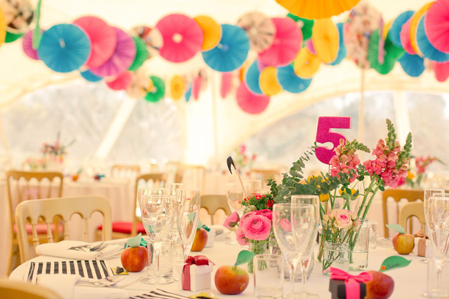 gallery for summer wedding themes