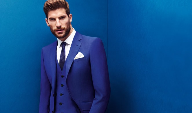 Blue Is The New Black This Spring