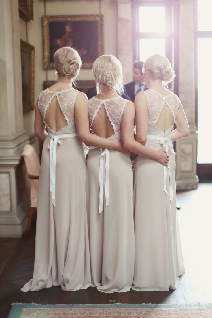 Bridesmaid Trends For Spring Summer 15