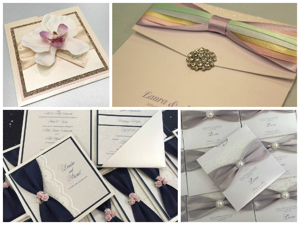 Your Wedding Invite - wedding stationary