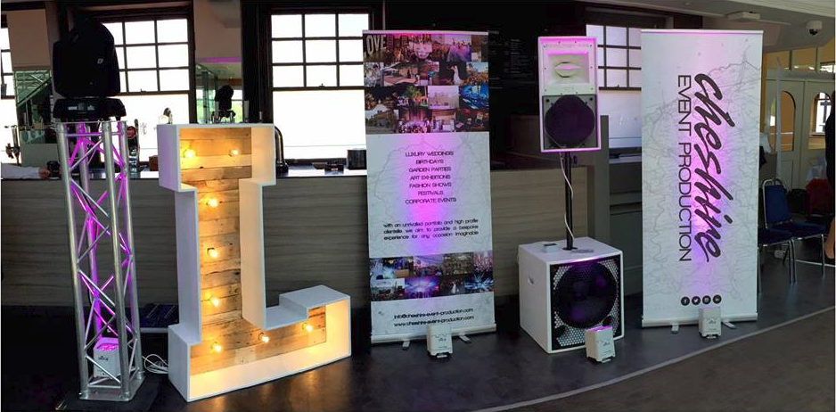 cheshire event production