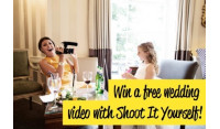 Exhibitor Competition at The Hilton Wedding Show: Shoot it Yourself