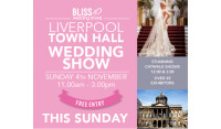 Liverpool Town Hall Wedding Fair THIS SUNDAY – free entry