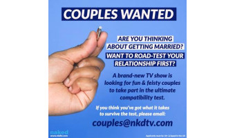 Couple wanted!!!