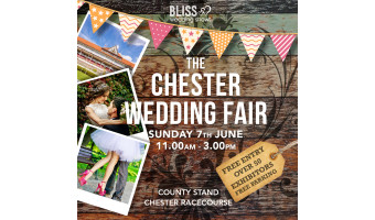 The Chester Wedding Show Sunday 7th June