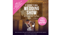St George's Hall Wedding Show THIS SUNDAY…