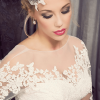 Wedding makeup at the Aintree Wedding Show