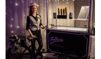 The Interview, with Fellici's Ice Cream Carts
