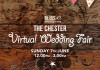 THIS SUNDAY …VIRTUAL Wedding Fair