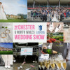 Who exhibited at Chester Racecourse