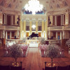 Who is exhibiting at St George's Hall Wedding Fair