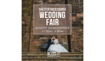 The Chester Wedding Show Sunday 3rd November