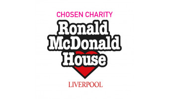 Ronald McDonald House Liverpool is our charity of the year
