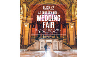 St George's Hall Wedding Show 26th April